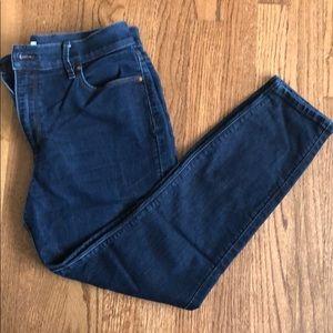 Loft high waited skinny jeans